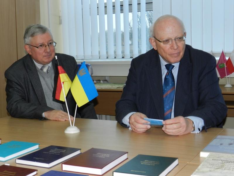 Візит консула Федеративної Республіки Німеччина