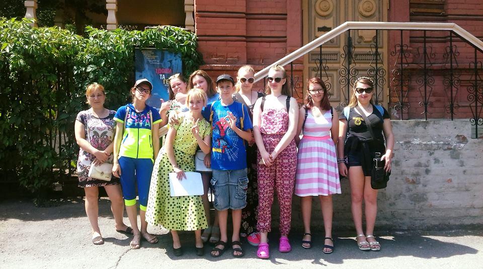Соціальний комітет провів екскурсію містом