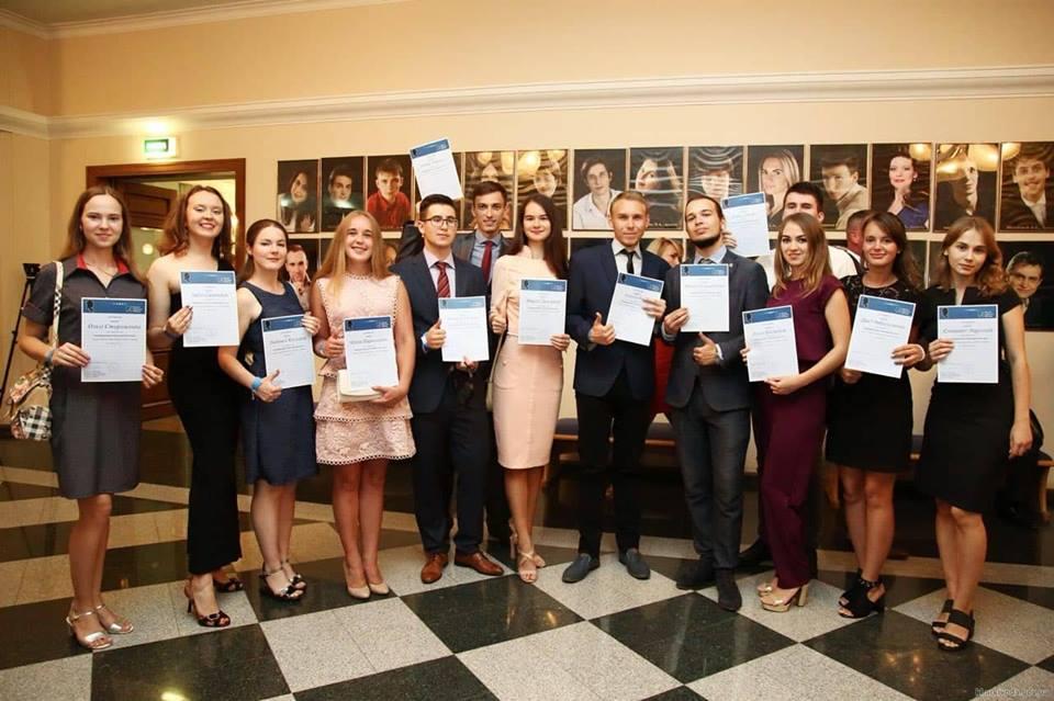 Студент історичного факультету – стипендіат Фонду імені Конрада Аденауера