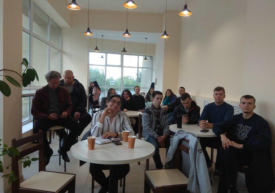 Історики в гостях у Дніпропетровської академії музики імені М. Глінки